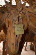 Driftwood horses bei Qualitätscheck