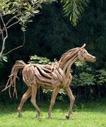 Abdul Ghofur für Driftwood Art der Araber