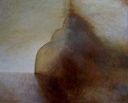 autumn mist - acryl sur toie 145 x 120 cm - 2012  Sfr. 5'700.-