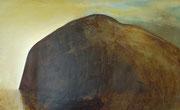 Vulcain - acryl sur toile 100 x 60 cm - 2013   Sfr. 2'100.-