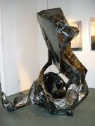Nora le cobra royal - 2008 - 170 x 140 x 160 cm