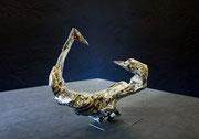 Armand le scorpion schizophrène - 2009 - 190 x 180 x 130 cm / Sfr. 18'000.-