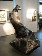 Oscar l'ermite - 2007 - 200 x 190 x 140 cm / Sfr. 15'000.-