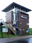 """Besuch des Infozentrums """"Nationalpark Wattenmeer"""" in Schlüttsiel"""