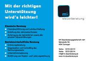 MK Steuerberatung, Bahnstraße 146, 41541 Dormagen-St. Peter