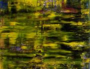 Öl auf Leinwand, 90 x 70 cm