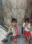 Geraubte Kindheit - Oaxaca, Mexiko