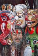 Der Maskensammler_Nepal