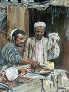 Fische aus dem Roten Meer - Jemen