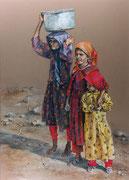 Wasser ist Last und Leben - Jemen