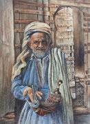 Der Schlüssel zum Burgtor von Zabid - Jemen