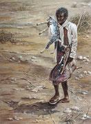 Schwache müssen getragen werden - Jemen