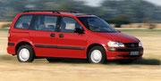 Opel Sintra für Deutschland, nur mit kurzen Radstsnd