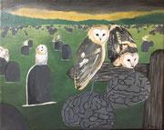 梟連作:墓場の整脳師 2017