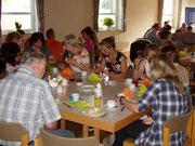Osterfrühstück der Sonntagsschule 2011