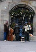 Überall Strassenmusikanten.....Frankreich hat ein eigenes Flair.