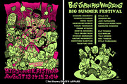 大日本プロレス『BIG SUMMER FESTIVAL 2014』