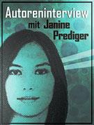 Autoreninterview mit Janine Prediger