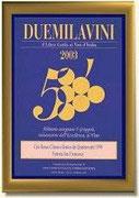 """DUEMILAVINI 2003 - """"RONCO DEI QUATTROVENTI"""" - FATTORIA SAN FRANCESCO"""