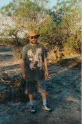 Der Abenteurer in weit entfernten Landen, mir gefiel das sehr, hier im Northern Territory