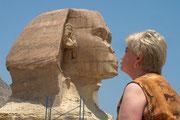 Der Kuss der Sphinx!