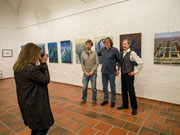 Vernissage Allgäuer Surrealismus in der Kunsthalle Kempten