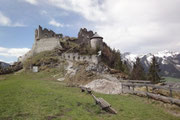 Heimfahrt über Reutte/ Burgenwelten Ehrenberg