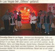 Most4tler Helga & Heinz vertreten unser Mostviertel würdig in Las Vegas