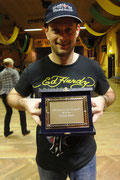Willi Krapfl - Weltmeister & Sportler des Jahres in St. Pölten