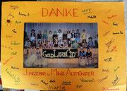 Linedance Workshop beim Sommercamp der Jungschar Altmünster in Euratsfeld