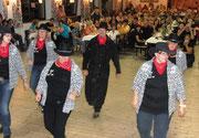 """""""Country Shooters"""" alias 0815 & Global Linedancer mit dem tänzerischen Startschuss"""
