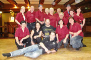"Country Workshop mit Patrick Hering, Gratulation an Willi zum ""Weltmeister"""