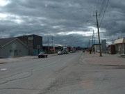 Straßenansicht - im Norden Ontarios