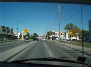 Winnipeg - Stadtansicht