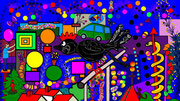 Wimmelbild 2 (Wallpaper) 2015