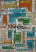 Zielhafen Hamburg    90 x 65   2015