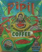 Cafè Piccolo    65 x 80   2015