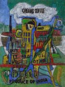 Cafè Daijeling    80 x 60    2016