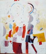 01. Zuneigung, 1999, 140x160 cm