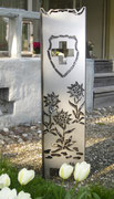 Üsi Schwiiz, Edelweiss, Wappen