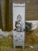Buddha, Bambus