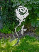 Rose, Gartendeko