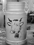 "Milchkanne Kuh ""ELSA"""