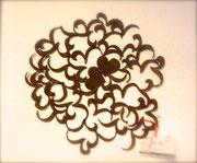 Wandbild in Liebe