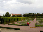Schlossgarten Güstrow