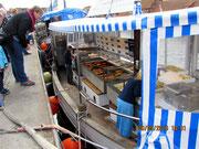 Fischverkauf in Wismar