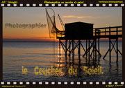 Photographier un coucher de soleil