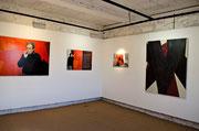 """Exposition """"10 peintres en Roussillon"""" Château Royal de Collioure"""