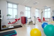 Gymnastikraum bzw. Kursraum für z.B. Autogenes Training - PhysioTherapie Bandi, Luitpoldstr. 11, 96052 Bamberg