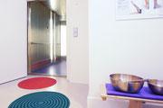 Mit dem Aufzug direkt in die Praxis - PhysioTherapie Bandi, Luitpoldstr. 11, 96052 Bamberg